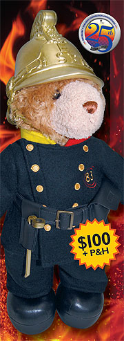 ESF Fire Services Bear